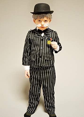 Disfraz de Sherlock Holmes Estilo Dr Watson para niños Medium (7-9 ...