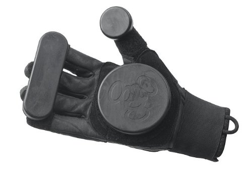 - Triple 8 Sliders Longboard Gloves (Black, Small/Medium)