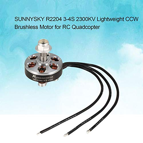 Wikiwand SUNNYSKY R2204 3-4S 2300KV Lightweight CCW Brushless Motor for RC Quadcopter by Wikiwand (Image #6)