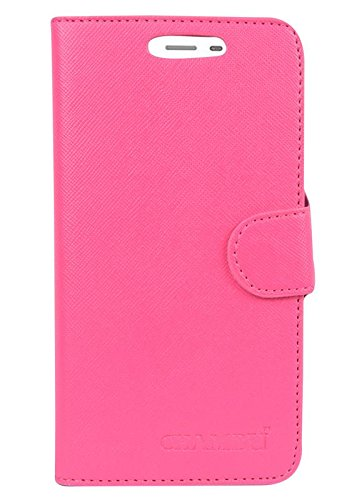 wholesale dealer ce604 30e7b TIMBU Wallet Flip Cover for VOTO V2-Pink: Amazon.in: Electronics