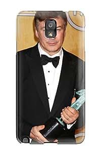 ZippyDoritEduard Case Cover Protector Specially Made For Galaxy Note 3 Alec Baldwin