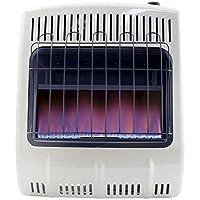Mr. Heater, Corporation Mr. Heater, 20,000 BTU Vent Free Blue Flame Propane Heater, MHVFB20LPT (F299720)