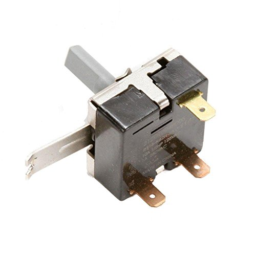 (RB) WE4M519 Dryer Rotary Start Switch for GE Hotpoint WE4M326, WE4M402