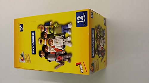 Jonic Character Building Microfigures Series 1 Blind Pack Booster Box 30pk