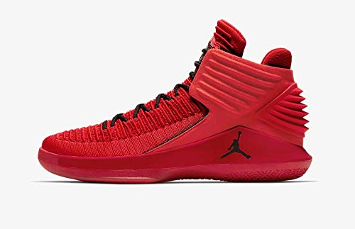 The Shoe Expo Jordan 32 (UK 8) Red: Buy