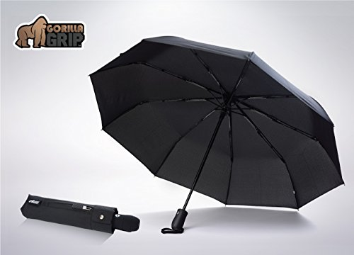 the-original-gorilla-grip-non-slip-compact-travel-umbrella-automatic-waterproof-teflon-coated-windpr