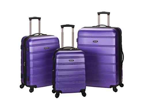 rockland-luggage-melbourne-3-piece-abs-luggage-set-purple-medium
