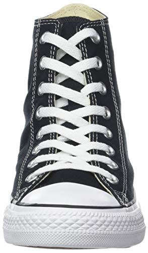 Star Altas Taylor All Black Chuck Hi Negro Converse Adulto Zapatillas Core Unisex HtqgWnna