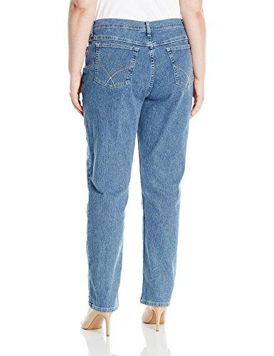 9f570f2aca8 Riders by Lee Indigo Women s Plus Size Joanna Classic 5 Pocket Jean