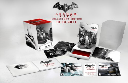 Batman: Arkham City - Collector's Edition, Xbox 360