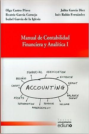 Manual de Contabilidad Financiera y Anal¡tica I Textos ...