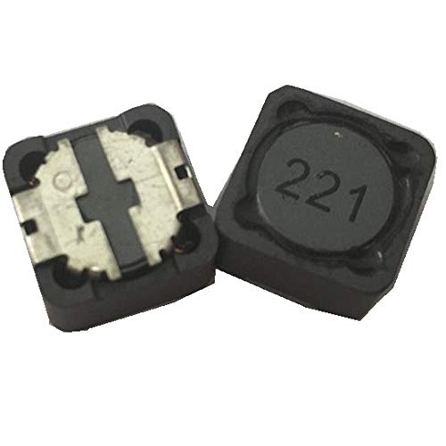 Maslin Samples Support Shield Inductor 220uH 12X12X7mm chip Inductor 0.47''X0.47''X0.28'' Surface Mount Inductor,30pcs/lot