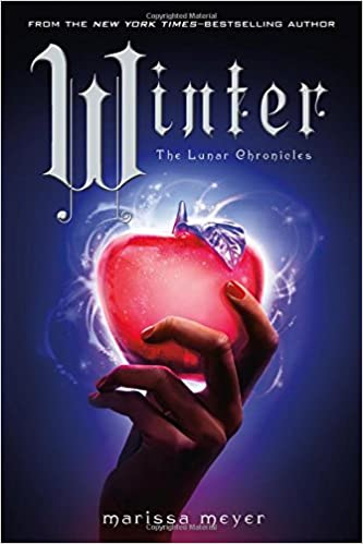 Image result for winter marissa meyer