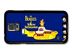 The Beatles Yellow Submarine Illustration case for Samsung Galaxy S5 A5272