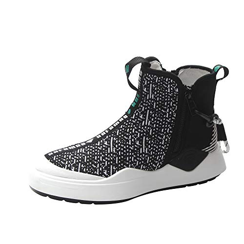Clearance for Shoes,AIMTOPPY Casual Ladies Round Head Side Zipper Soft Bottom Comfortable Sports Shoes by AIMTOPPY Shoe