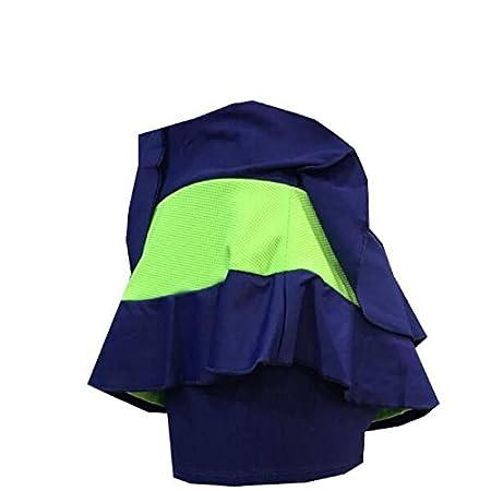 Falda Padel Black Crown Mujer Berna Marino/Verde-S: Amazon.es: Deportes y aire libre