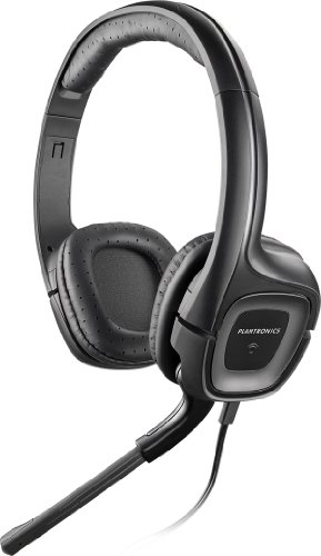 Plantronics 79730-05 - PLX .AUDIO 355 BINAURAL PC HEADSET from Plantronics