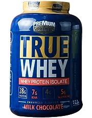 True Whey isolate 2200Gm Milk chocolate