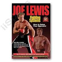 Joe Lewis Fighting Setup Your Opponent DVD JL6