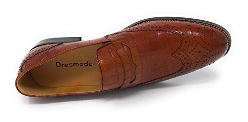 CrocXL2024 Hombre DRESMODE Mocasín Dresmode A33 Rqx5wz8