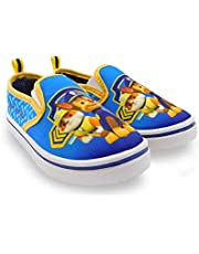 PAW Patrol Casual Canvas Shoes for Toddler Boys feat. Chase, Marshall and Rubble