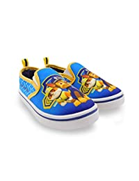 PAW Patrol Chase Marshall Rubble Boys Blue Toddler Loafer Shoes Sneaker