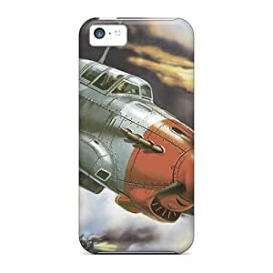 High Quality Shot Down Junkers The Battle Case For Iphone 5c / Perfect Case by icecream design