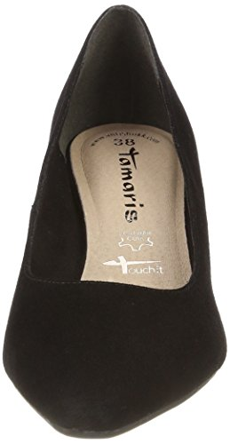 Tamaris Damen 22473 Pumps Schwarz (Black)