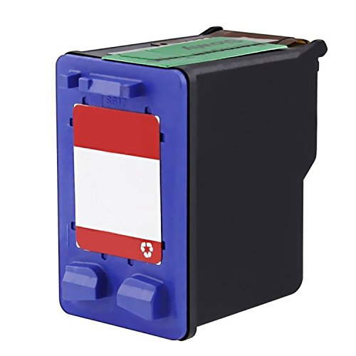 Everydaysource 2 Pack of Replacement Remanufactured HP 22 (C9352AN) Color Ink Cartridge