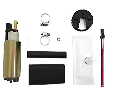 Electric Fuel Pump E2157 With Installation Kits Universal for Acura Ford Jaguar Lincoln Mazda