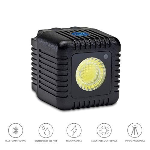 Lume Cube - Bluetooth LED Light (Single - Black) ()