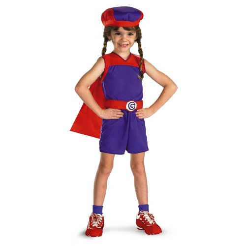 Wonder Red - Size: 3T-4T]()