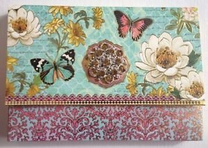 (Punch Studio butterfly Note Cards Set of 10)