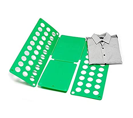Ruilook Clothes Folding Board,Clothes Tshirt Folder Easy and Fast for Kid to fold Clothes Ideal for Home and Travel