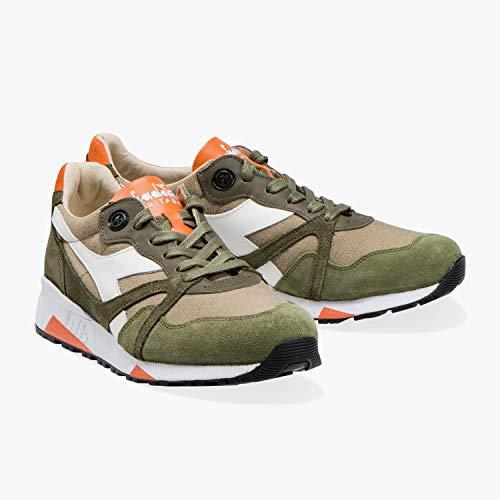 172779 Diadora Verde N9000 Uomo Sneakers rtwqt8A