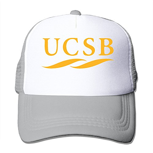 University Of California Santa Barbara UCSB Logo Mesh Trucker Cap -