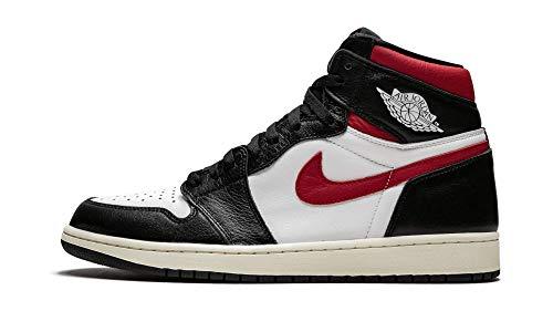Jordan Air 1 Retro High Og (Black/White-Gym Red 7) (Air Jordan 1 Retro High Og Gym Red)