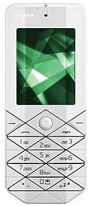 Nokia 7500 - Teléfono Móvil Libre - Blanco