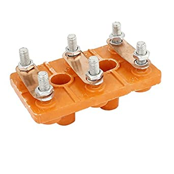 dealmux a14040200ux0507 y200 225 three phase motor terminal block rh amazon com