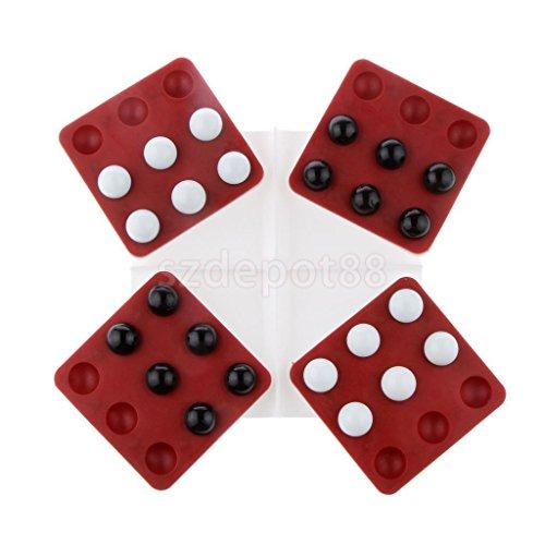 Kids Children Intellectual Development Double Game Board Game Backgammon Toy