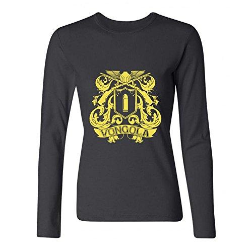 SAMJOS Vongola Katekyo Hitman Reborn Women's Long Sleeve T-shirts