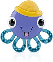 Nuby Vibe-EEZ Teether- Octopus