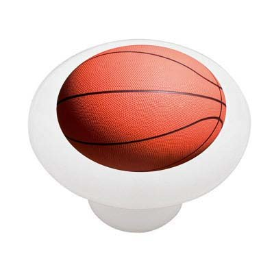 basketball-decorative-high-gloss-ceramic-drawer-knob