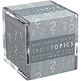 TABLETOPICS What Would You Do: Questions to Start Great Conversations