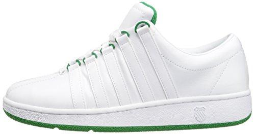K Swiss Men S Classic Luxury Edition Fashion Sneaker White