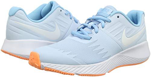 Tint blue Chill 404 gs Nike Star Scarpe Multicolore white Bambina Runner cobalt Running q8x7vBwxP
