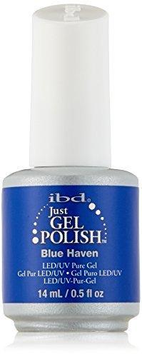 IBD Just Gel Polish Blue Haven LED and UV Pure Gel 14ml by I