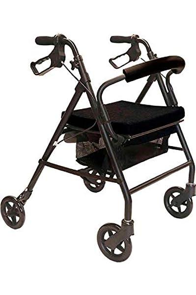 KMINA - Andadores ancianos plegable, Andadores adultos ...