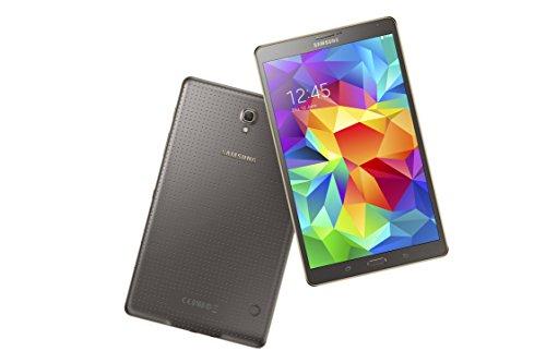 Samsung Galaxy Tab S 8.4-Inch Tablet (16 GB) (Certified Refurbished) (Titanium Gold)
