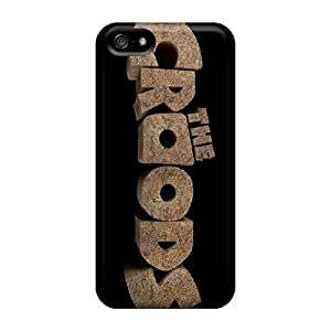 IanJoeyPatricia Iphone 5/5s Great Hard Phone Cases Support Personal Customs Realistic Cartoon Movie 2014 Pattern [PbC5924wLCx]